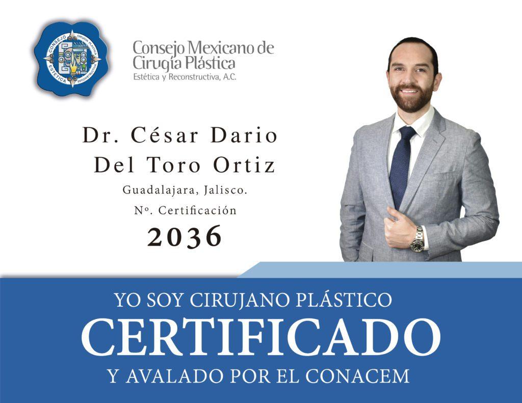 cirujano plastico certificado